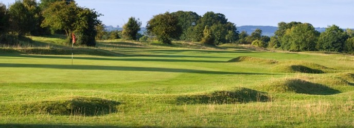 Minchinhampton (Old Course) - 2015 Greensomes Final